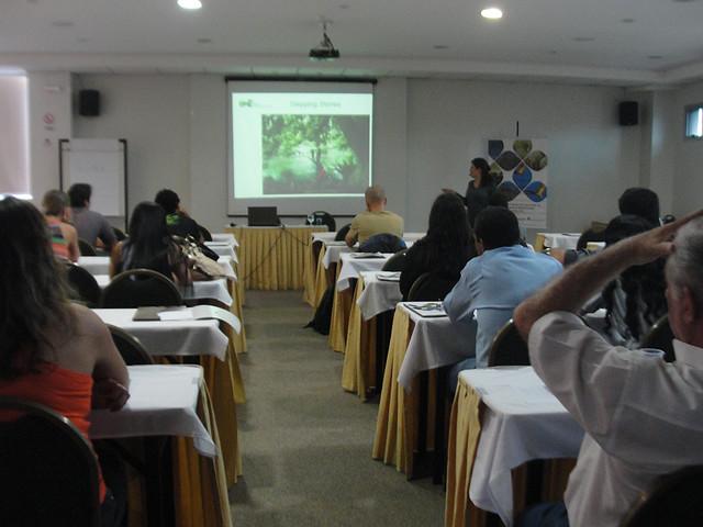 In Company - Capacitação em Conservação da Biodiversidade da SEMARH - Goiás