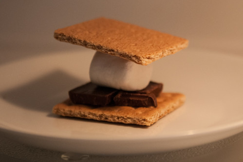 smores - after