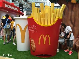 CIRCLEG 麥當勞 香港 太古 遊記 太古城中心 麥當勞玩具樂園 MACDONALD 滑嘟嘟 麥當勞叔叔 (12)