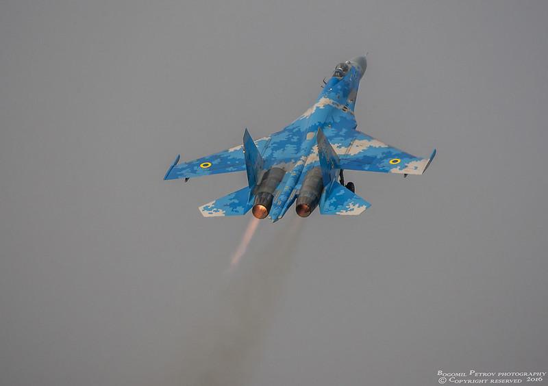 Ukraine Su-27