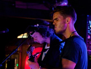 Kaleo (with The Wind and the Wave) at the Duck Room at Blueberry Hill 7/19/16