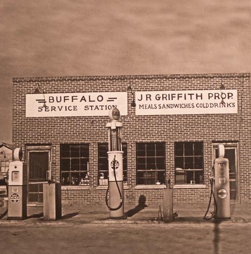 Buffalo Service Station-001