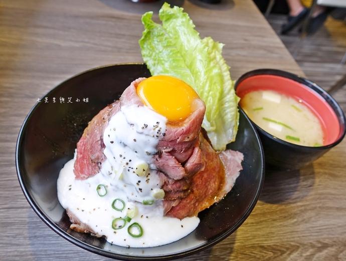 9 山丼 玫瑰和牛丼 岩石牛排丼 碳烤豚肉丼 辣子雞肉丼 公館美食 日式丼飯