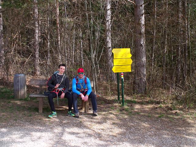 Hohe Wand Sonnenhur 180 m (6+)