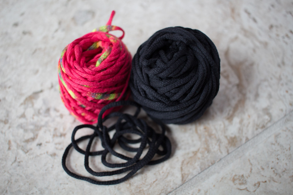 Debbi Bliss yarn samples (YOTM)