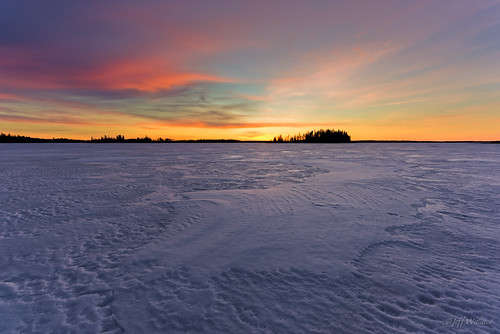 Astotin Lake Elk Island