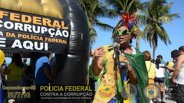 Copacabana 31 de julho