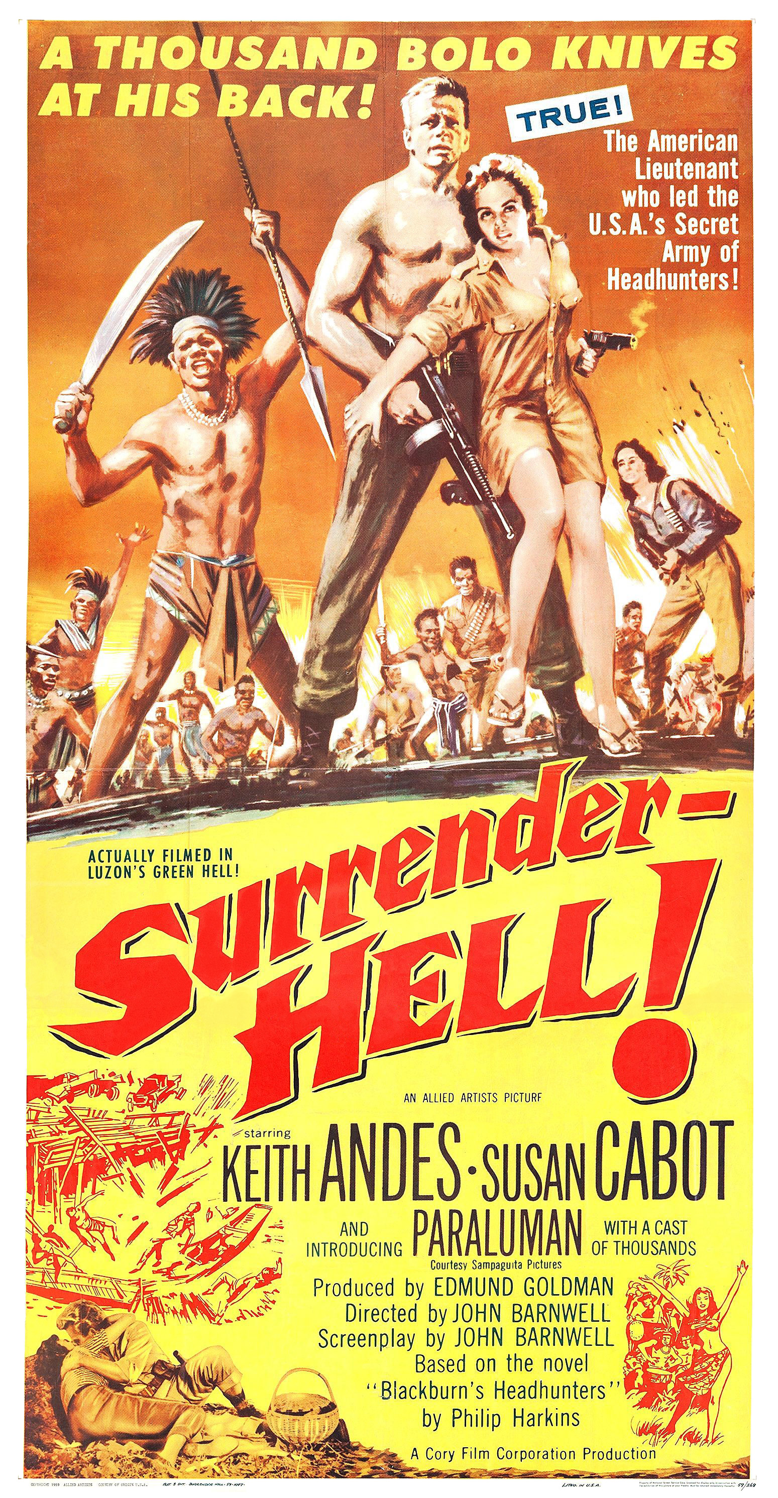 Surrender – Hell! (1959)