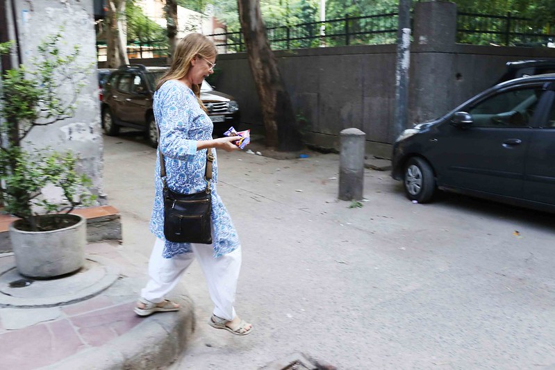 City Moment - Gillian Wright's Snacking Secrets Exposed, H. Nizamuddin West