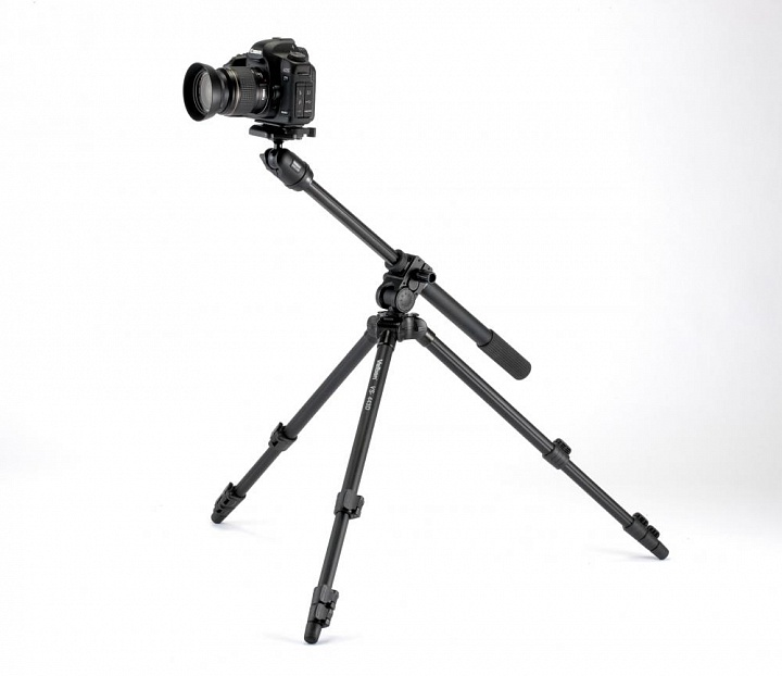 Selection of tripod for photography, and the choice of the optimal solution