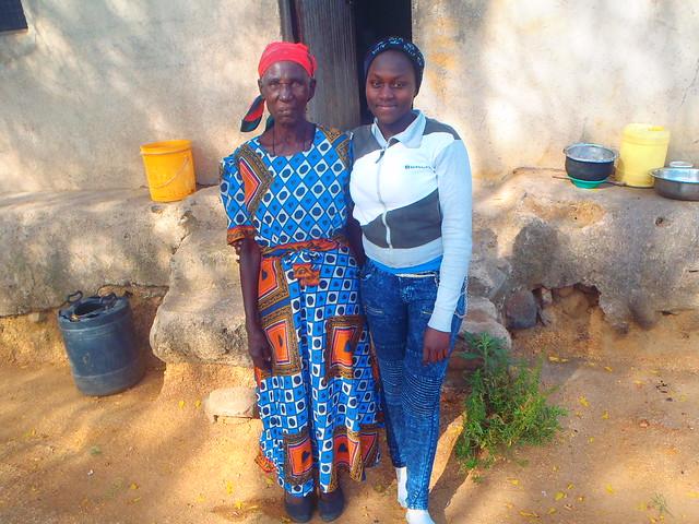 Margret & Grandmother