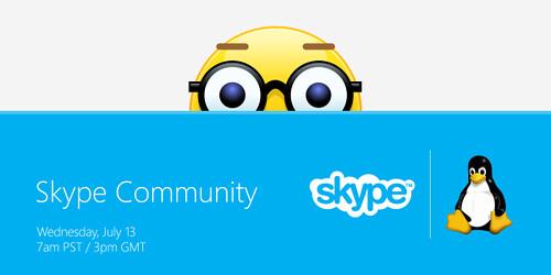 Izgalmas Skype bejelentés linuxosoknak