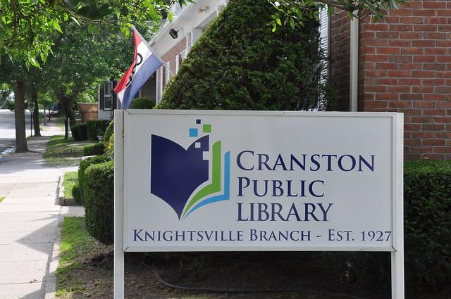 Cranston Public Library: Knightsville Branch