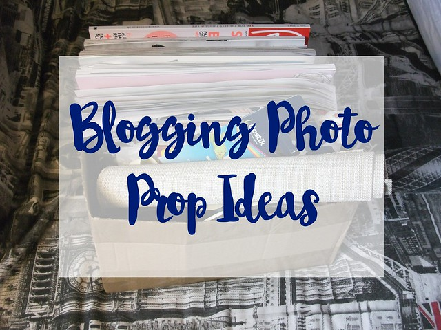 Blog Photo Props Ideas