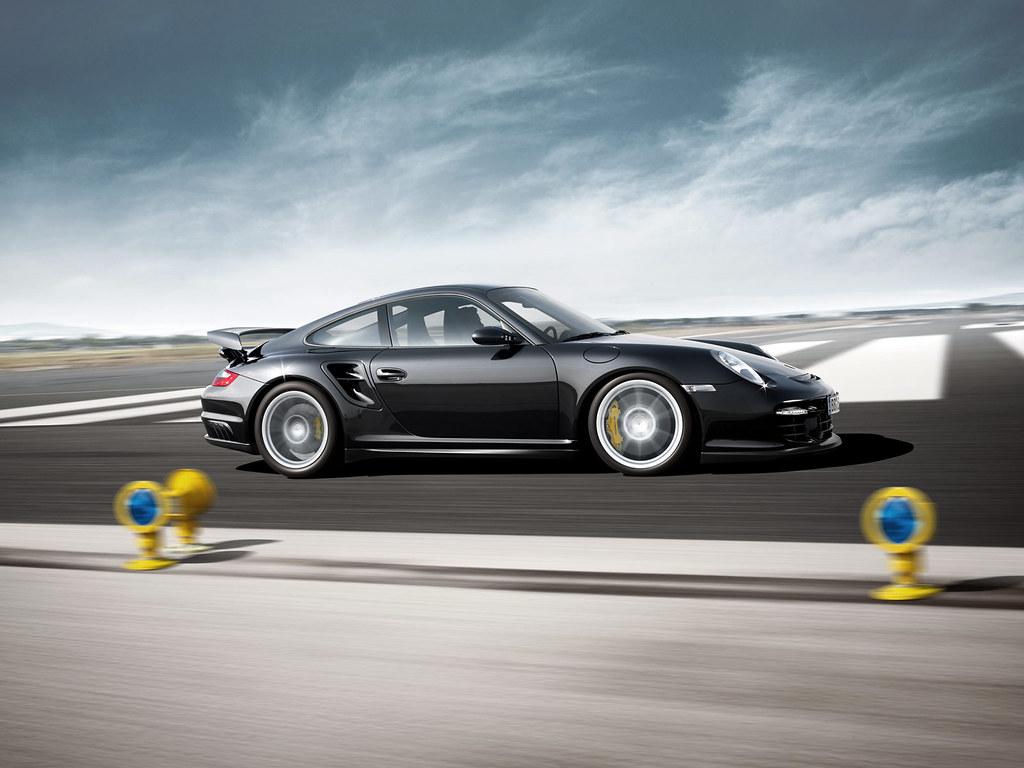 Porsche 911 GT2 (кузов 997). 2007 – 2010 годы