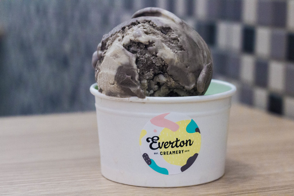 Tai Seng: Everton Creamery Double Scoop