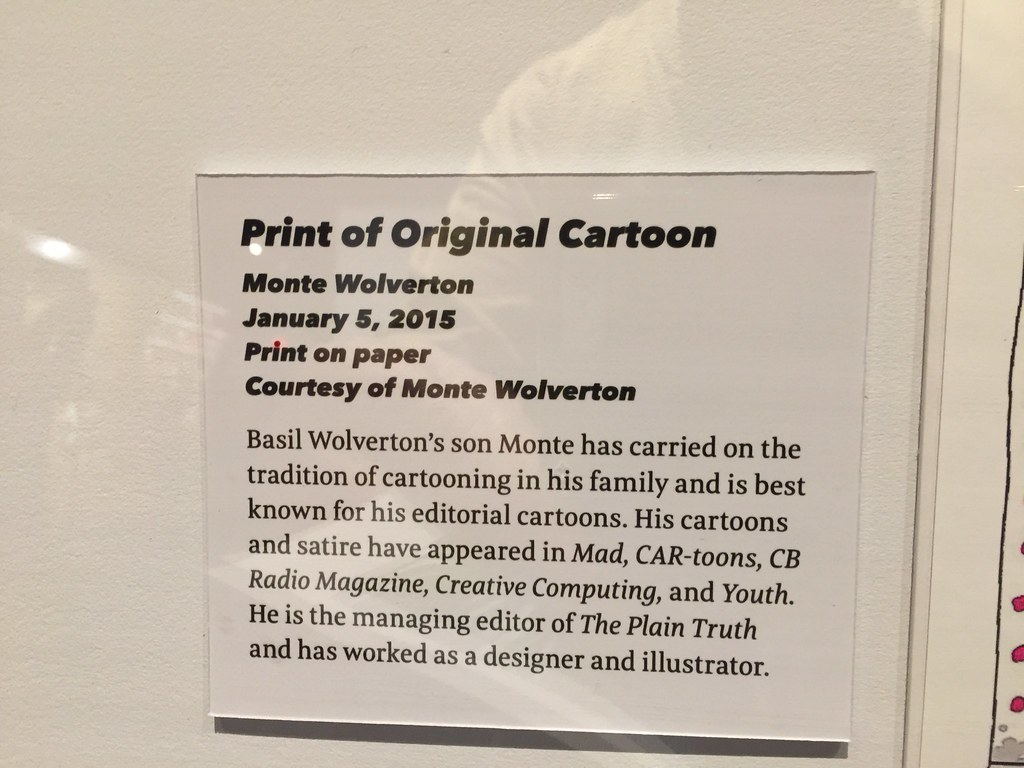 Comic City, USA at the Oregon Historical Society