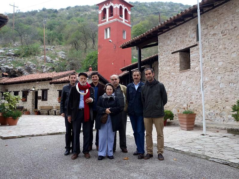 Rescue Mission in Kastoria, Greece