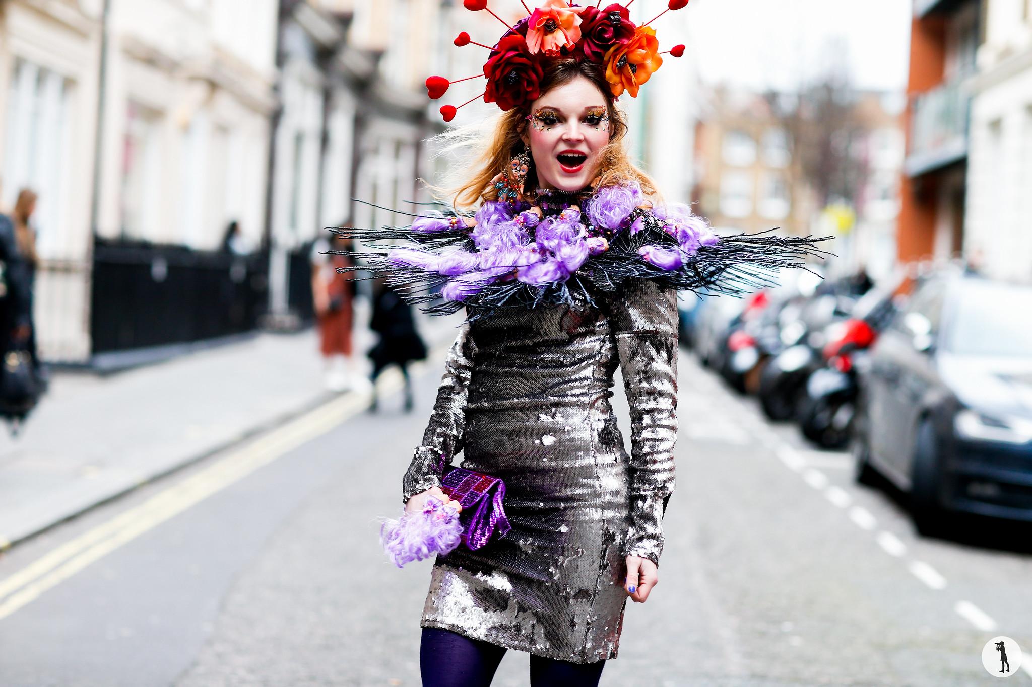 Anne-Sophie Cochevelou - London Fashion Week RDT FW16-17 (4)