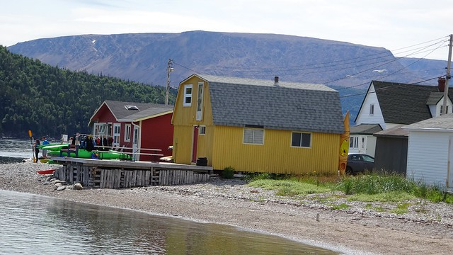 In Norris Point