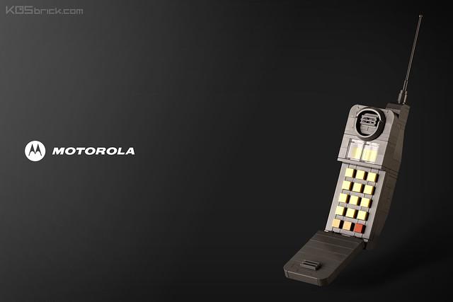 Vintage Flip Cell Phone