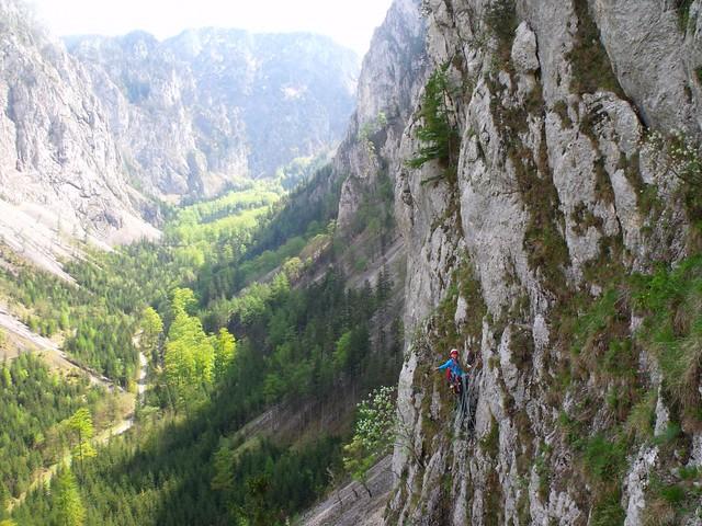 Rax Klobenwand Gaisbauer Jug 170m (5)