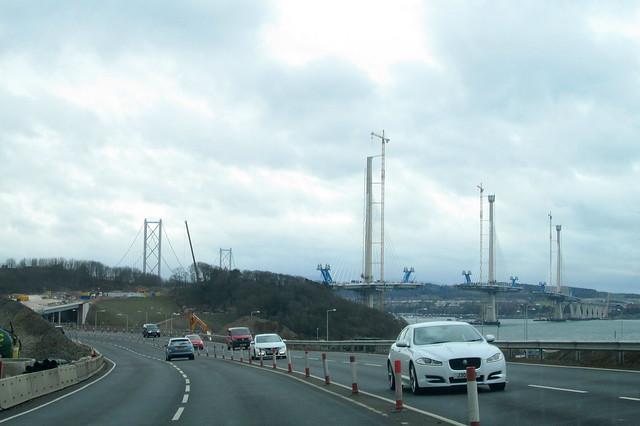 New Forth Road Bridge 23