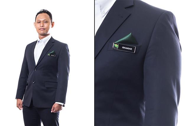 Studio   NazaTTDI Uniform