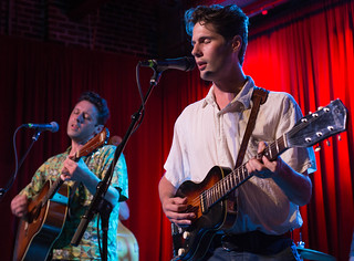 The Cactus Blossoms (with Jack Grelle) at Off Broadway 7/17/16