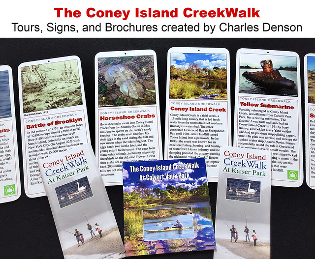 CreekWalk Designed and Created by Charles Denson
