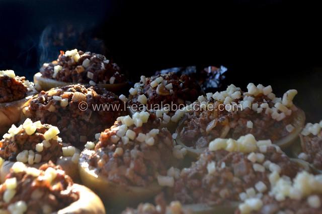 Pommes de Terre Farcies à la Plancha © Ana Luthi Tous droits réservés 11