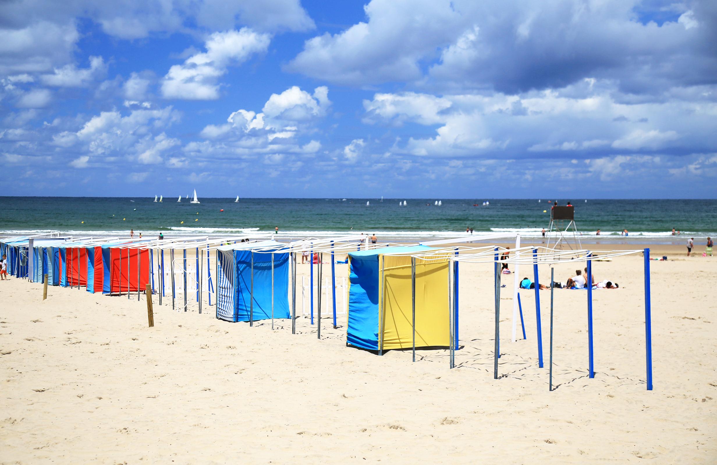 Hendaye plage, Pays Basque