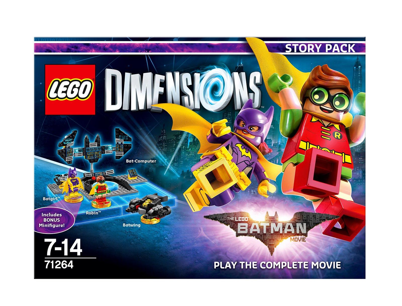 lego dimensions gremlins team pack instructions