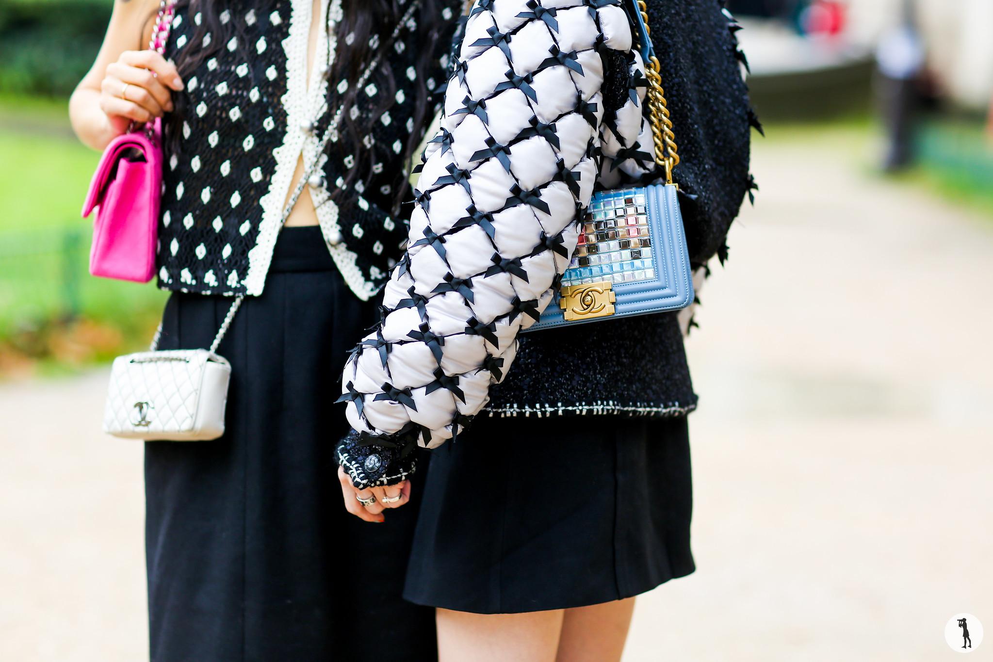 Street style at Paris Fashion Week-5 5