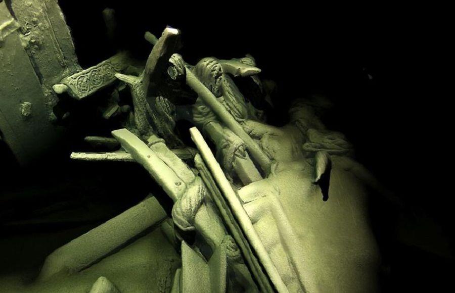 Кладбище погибших кораблей в Черном море! - ПоЗиТиФфЧиК - сайт позитивного настроения!