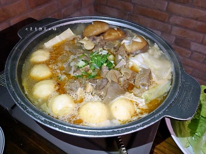 9 合江街 車庫羊肉爐 羊肉湯鍋