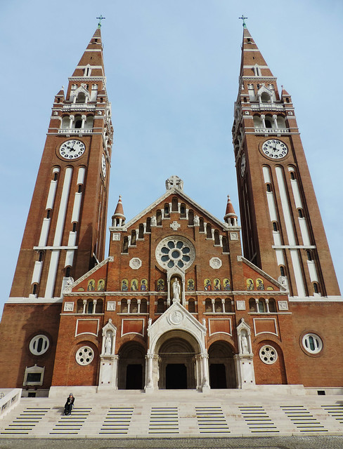Votive Church, Szeged, Hungary