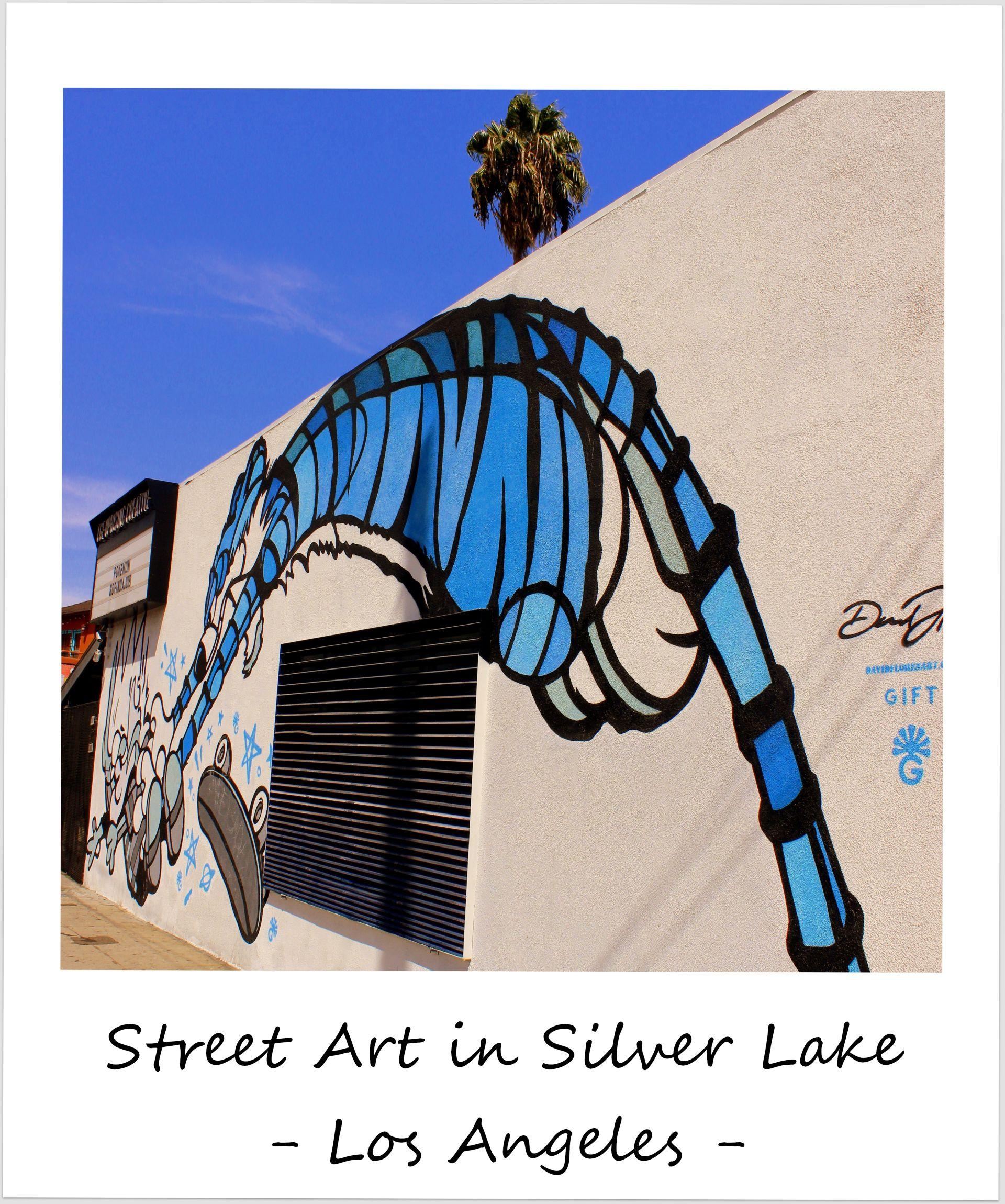 polaroid of the week usa california los angeles silver lake