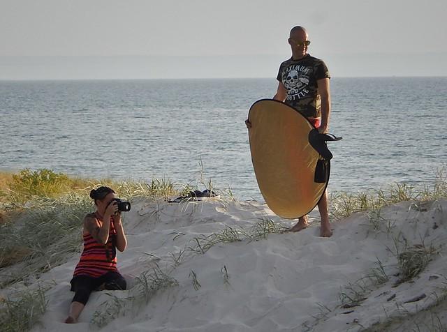 Dunes Photoshoot