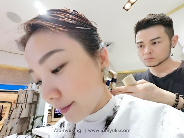 Kenjo Korean Hair Salon11Yuki Ng Hair Jun