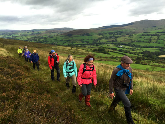 IAT Sperrin Mountains Hike