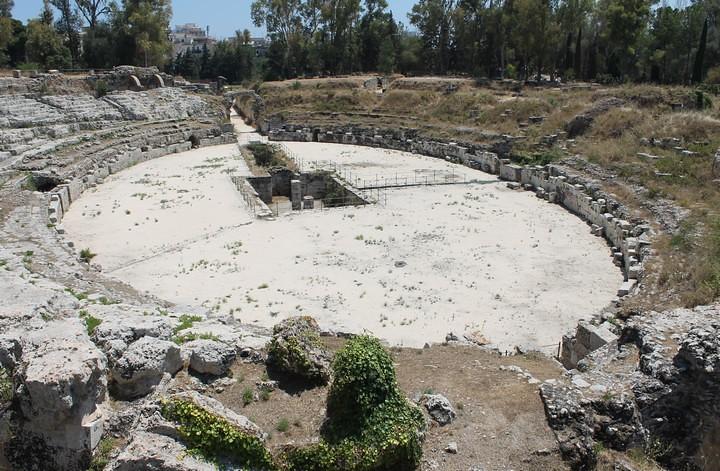 Anfiteatro de Siracusa