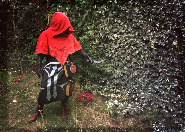 Cultist Costume Point