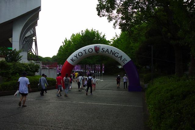 2016/08 J2第29節 京都vs町田 #09