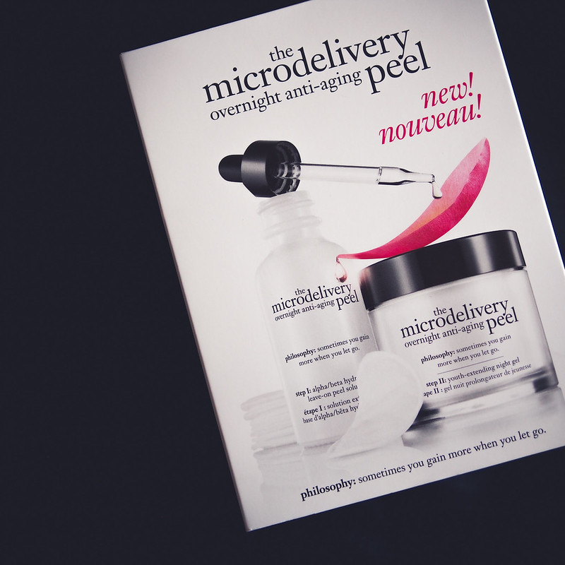 Philosophy MicroDelivery Overnight Peel Review