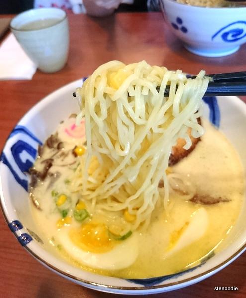 Hokkaido Ramen lifted