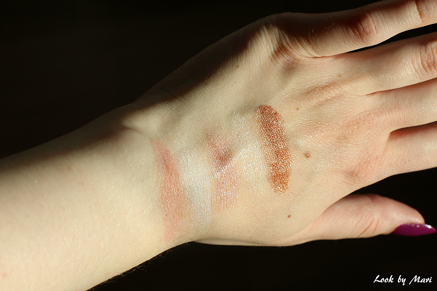 9 ofra cosmetics beverly hills highlighter swatch swatches review
