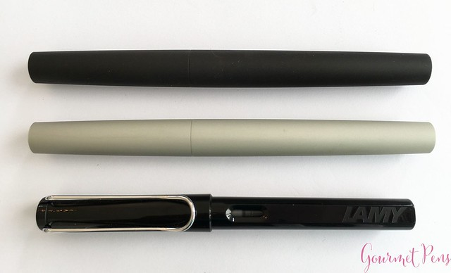 Quick Review @TrilogyPens Zero on @Kickstarter @KickstarterPens  5