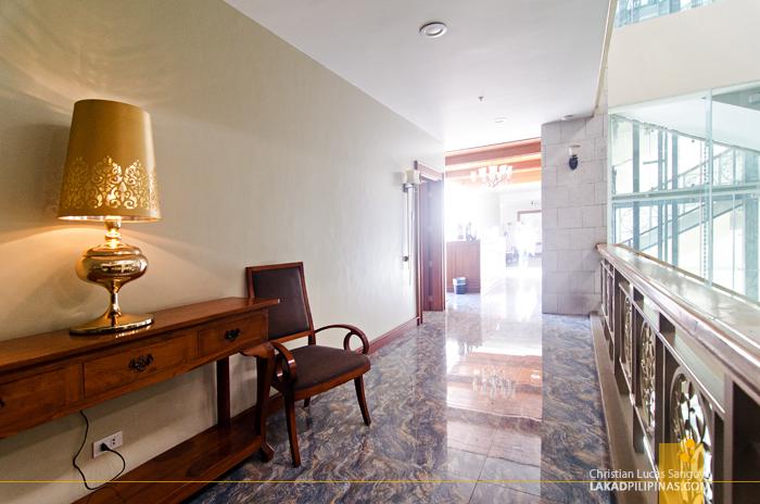 Paragon Hotel & Suites Baguio Hallway