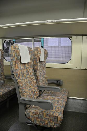 E4系:下層座席